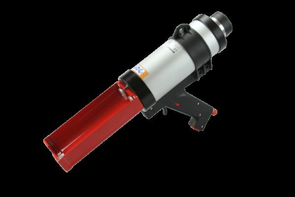 Kröger 2-K Kartuschenpistole, TS483XM, pneumatisch, 400 ml