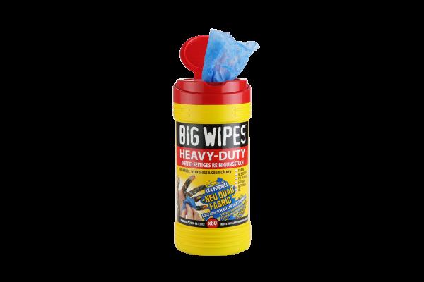 BIG WIPES Reinigungstücher, Dose mit 80 Tüchern