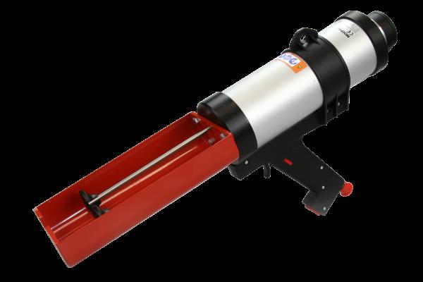 Kröger 2-K Kartuschenpistole, TS493X, pneumatisch, 600 ml